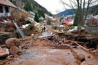 Spendenkonto soll Betroffenen nach Hochwasser und Erdrutsch in St. Blasien helfen