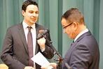 Fotos: Neujahrsempfang in Hartheim mit Amtseinführung des neuen Bürgermeisters