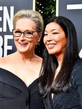 Zahlreiche Stars brachten als ihre Begleitung zudem Aktivistinnen oder Aktivisten mit. So kam Meryl Streep mit Ai-jen Poo, der Vorsitzenden der Nationalen Vereinigung der Hausangestellten.