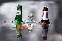 Nur drei Prozent der Erwachsenen verzichten komplett auf Alkohol