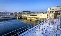 Führung durch das Wasserkraftwerk Rheinfelden