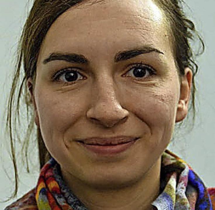 Integrationsmanagerin Sophie Stappler   | Foto: Stadt OG