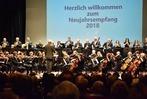Fotos: Neujahrsempfang der Stadt Lörrach im Burghof