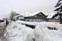 13.000 Touristen sitzen in Zermatt fest – Höchste Lawinengefahr