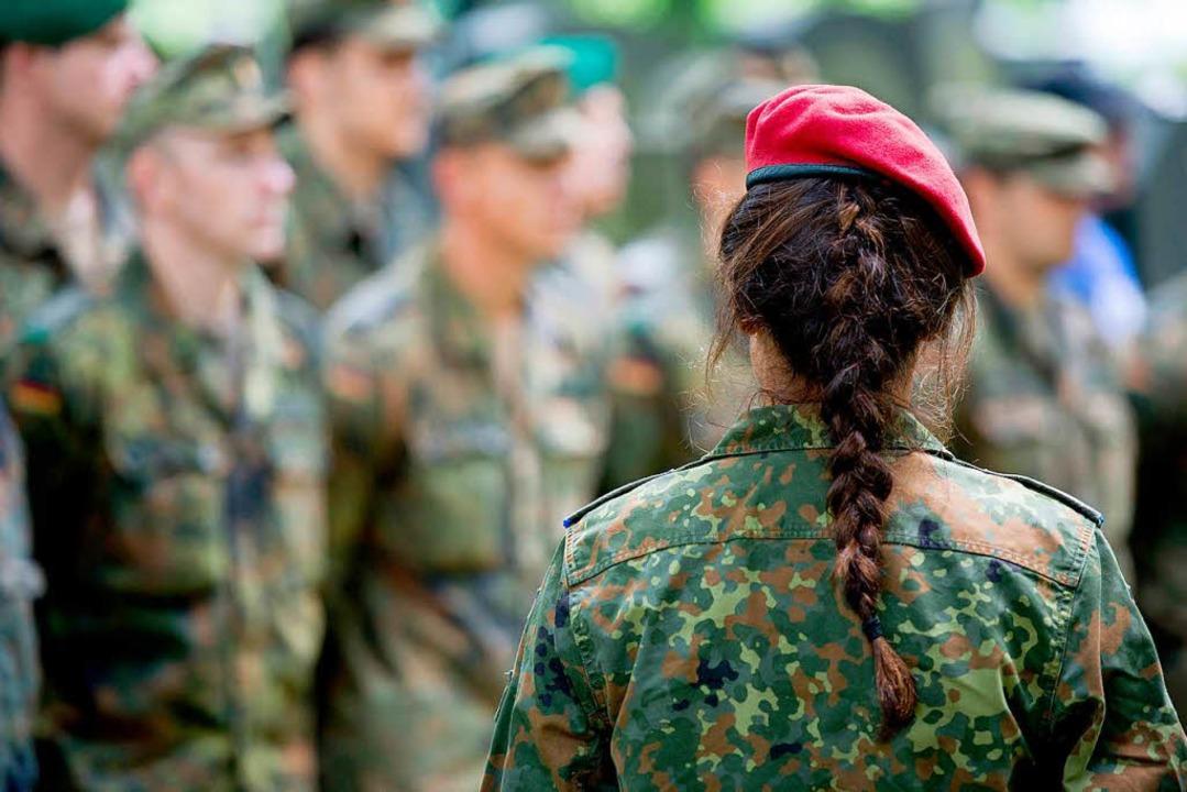 Neue Rekordzahl an minderjährigen Soldaten