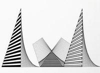 Konstruktive Kunst zeigt Gerhard Daum in der Galerie L'Art pour Lahr