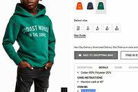 """Rassismus-Vorwürfe gegen H&M: Dunkelhäutiger Junge im """"Affen""""-Pulli"""