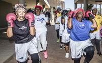 Südafrikas boxende Urgroßmütter