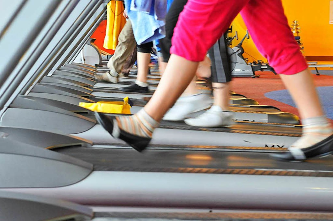 Gleich in zwei Fitness-Centern in der ...tag Kleiderspinde aufgebrochen worden.  | Foto: Ingo Schneider