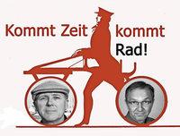 Klaus Gülker und Jo Jung in Riegel