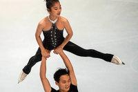 Olympia-Teilnahme von Nordkoreas Eiskunstlaufpaar immer wahrscheinlicher