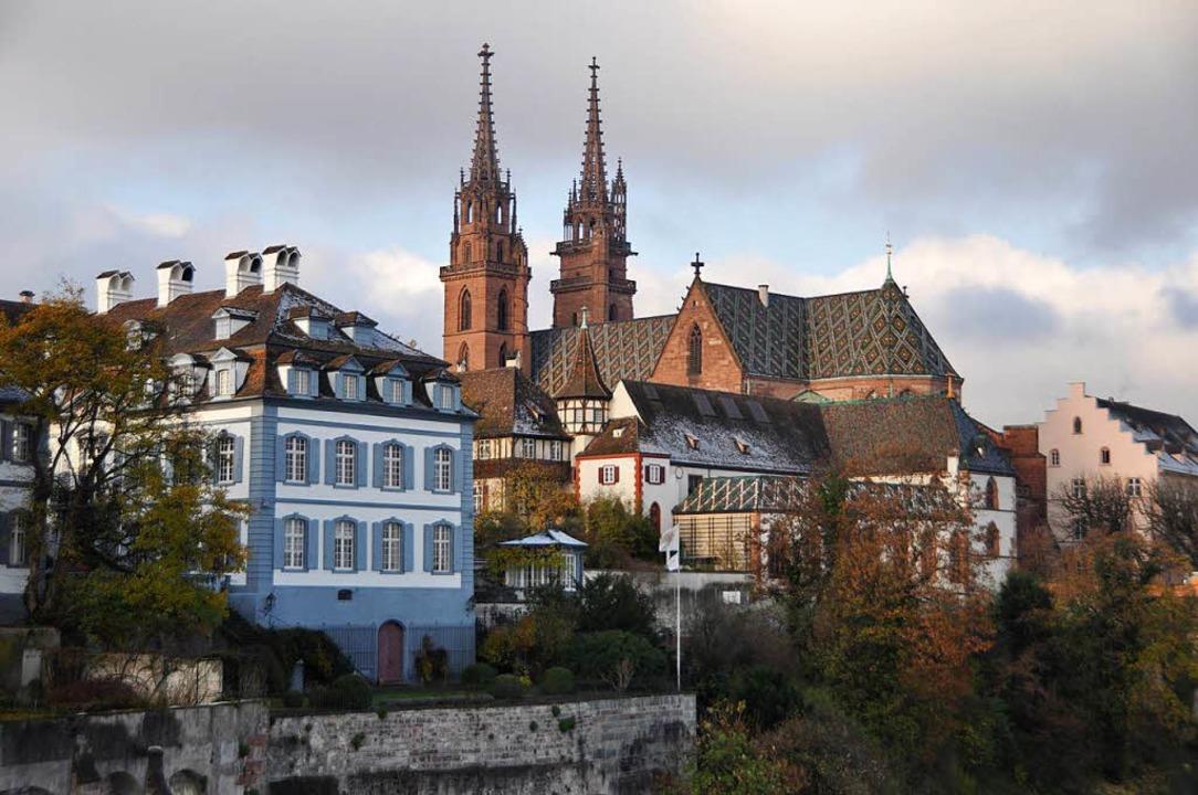 Das Münster kommt natürlich auch im neuen Imagefilm vor.  | Foto: Daniel Gramespacher