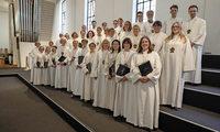 Konzert der Domkappelle im Augustinermuseum