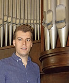 mit Jonas Ebner und Ulf Kühner in der ev. Kirche in Laufenburg