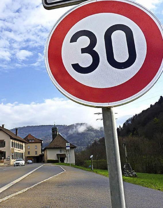 In Schönenbuchen gilt schon seit zwei ...e  B317 in Schönau ausgeweitet werden.  | Foto: Sattelberger