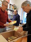 Arbeitskreis Geschichte zieht ins Rheinfelder Haus Salmegg ein