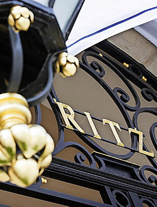 Das Ritz in Paris   | Foto: dpa