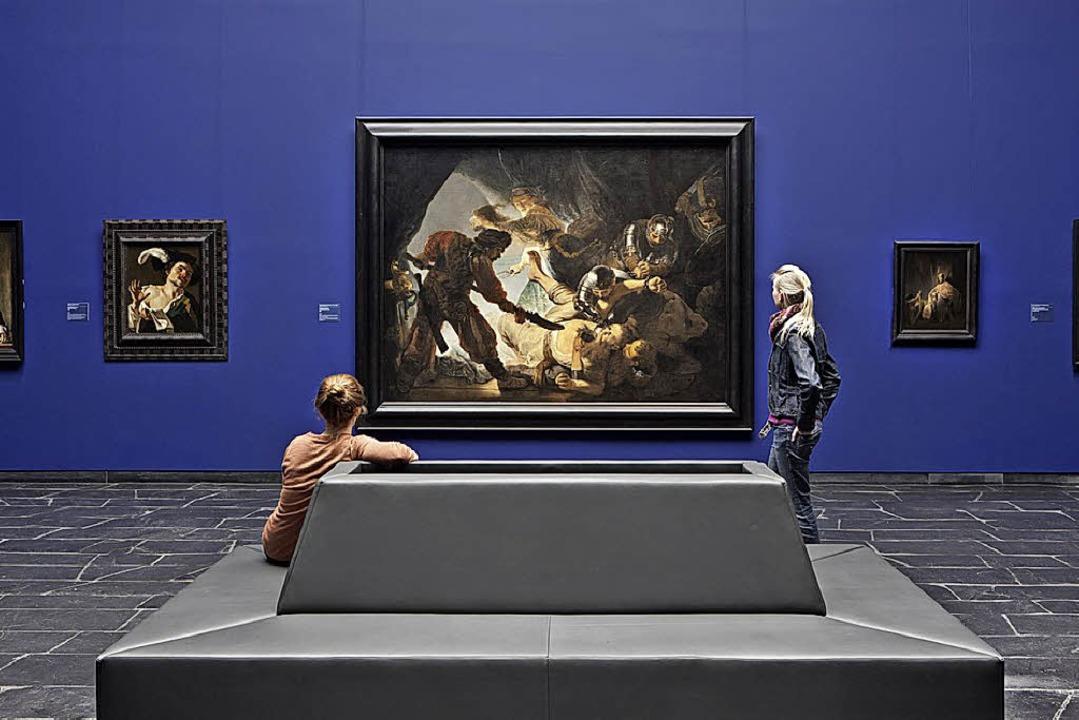 Rubens-Ausstellung im Städel Museum  | Foto: N. Miguletz