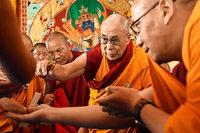 """Tickets für den Vortrag """"Mit dem Dalai Lama durch den Himalaya"""""""