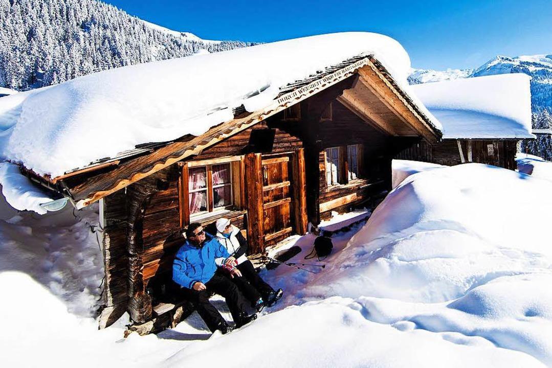 Schneefreuden   | Foto: D. Birri