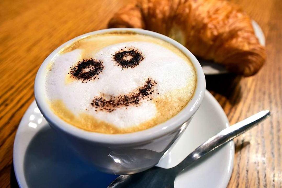 Guten Kaffee findet man in Freiburg nicht an jeder, aber doch in vielen Ecken.  | Foto: Thomas Kunz