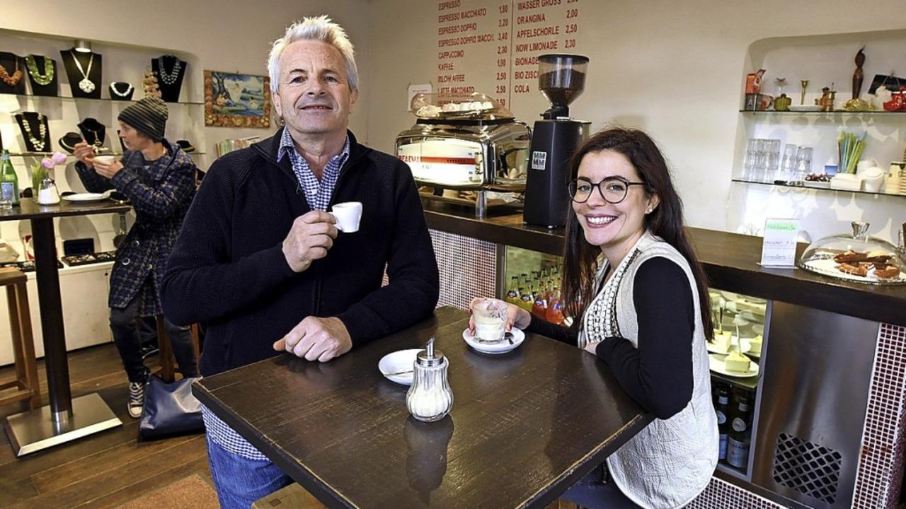 <BZ-Rubrik>Strass Café</BZ-Rubrik><Dre...fé, Herrenstraße 44, <Tel/> 0761/32950  | Foto: Thomas Kunz