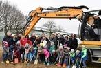 Spatenstich in Ehrenkirchen: Baubeginn für eine moderne Schule