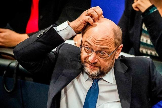 Angst vor Schulz-Effekt: SPD zwang Kandidaten zu Namenswechsel