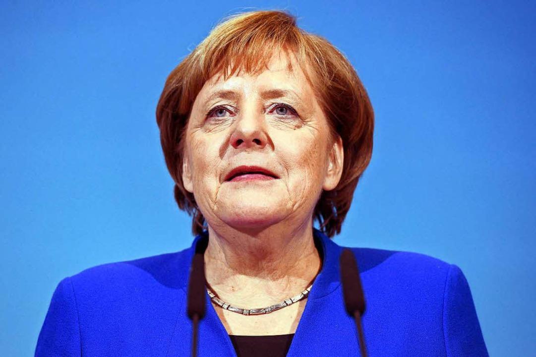 Kreuzberger Nächte sind lang: 24  Stun...uch Angela Merkel noch nie verhandelt.  | Foto: dpa