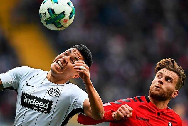 Fotos: Eintracht Frankfurt – SC Freiburg 1:1