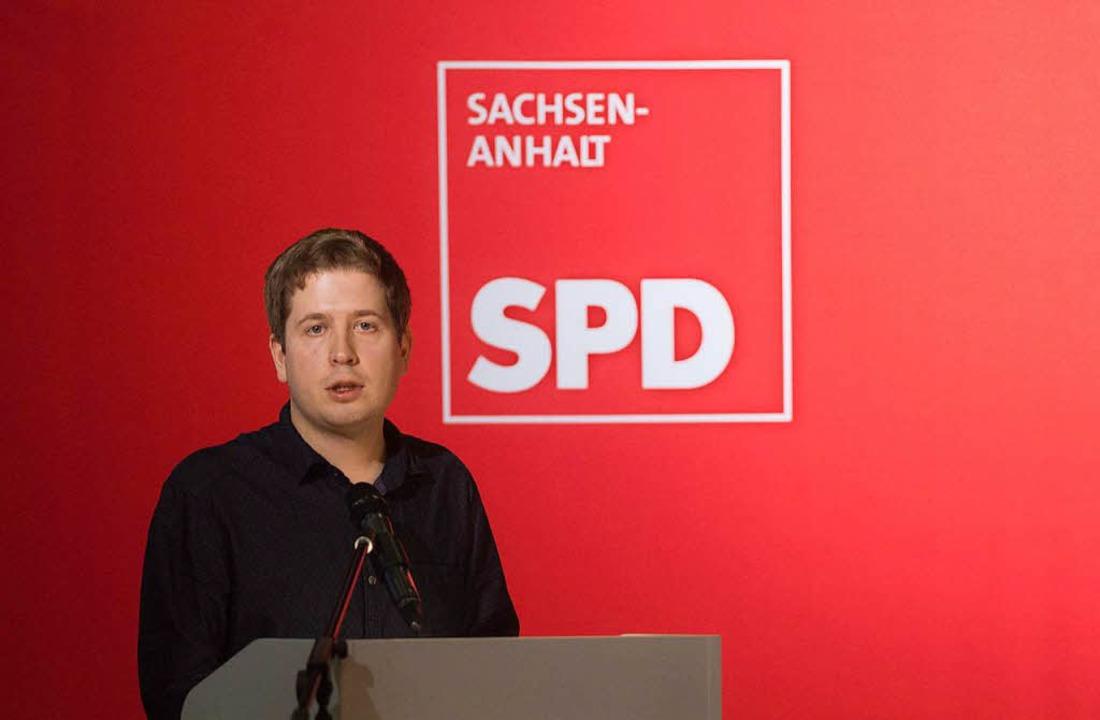 Kevin Kühnert  | Foto: dpa