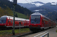 Bahn nimmt die Höllentalbahn am Montag wieder in Betrieb
