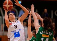 USC Freiburg bleibt Spitzenreiter nach 83:56-Sieg gegen Keltern II
