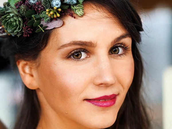 """Die """"Trau"""" auf dem Freiburger Messegelände bot vielerlei Anregungen für Heiratswillige."""