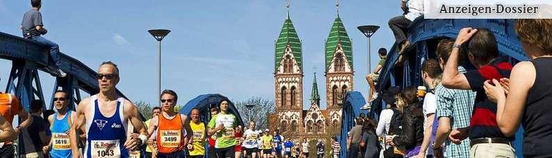 Mein Freiburg Marathon 2018