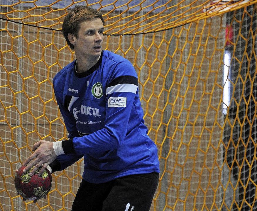 <BZ-FotoAnlauf>Handball: </BZ-FotoAnla... sich die Meißenheimer die Zähne aus.   | Foto:  Pressebüro Schaller