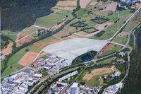 Der Anschluss des Zentralklinikums an die B 317 in Lörrach ist freigegeben