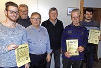Automobilclub ehrt seine Mitglieder