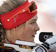 Nicola Lange in Topform