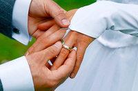 In England werden unpünktliche Brautpaare bestraft