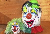 Clownsmaske reloaded