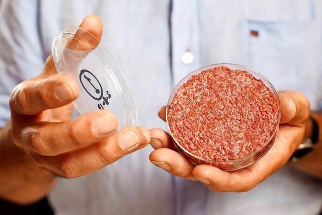 Kunstfleisch: Wenn der Burger in der Retorte wächst