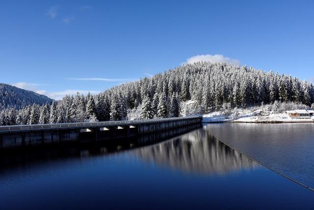 Stauhöhe am Schluchsee - Droht dem Tourismus das Aus?