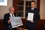 Stratz-Preis-Verleihung an die Feuerwehr Bad Säckingen