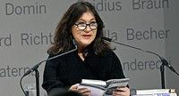 Schauspielerin Eva Mattes tritt im Großen Haus in Freiburg auf