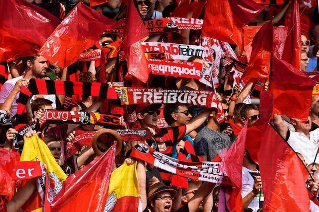 Der SC Freiburg wächst so schnell wie kein anderer Erstligist