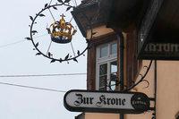 Krone in Kenzingen steht wieder leer – für Fasnet gibt es aber eine Lösung