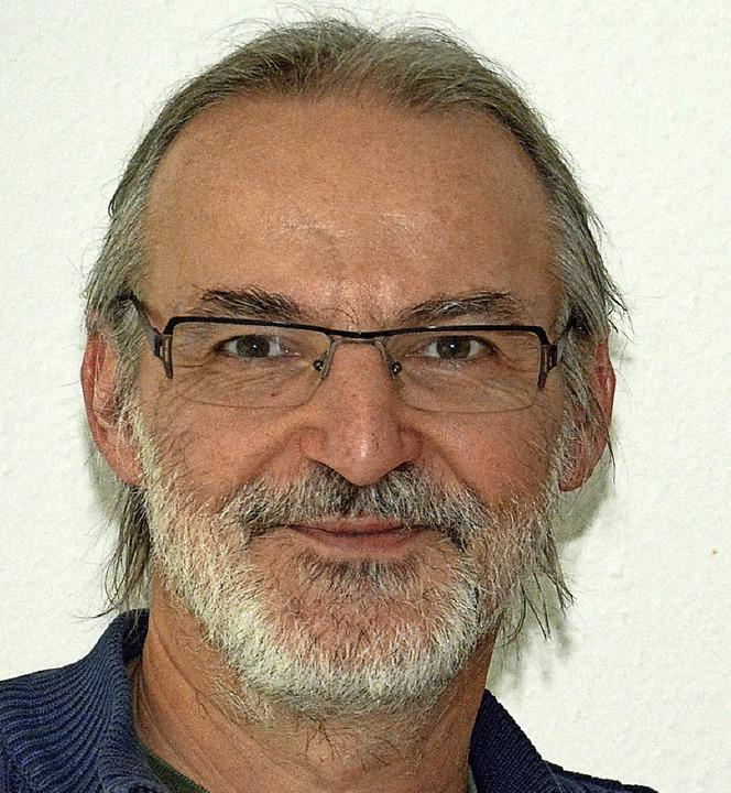Abteilungsleiter Thomas Furtwängler  | Foto: Hannes Lauber