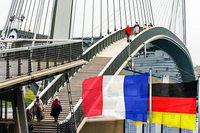 Deutsch-französische Städtepartnerschaften sind lebendig und stabil