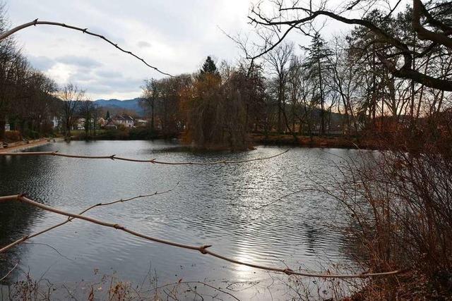 Festplatte mit Beweisen lag im Staufener Stadtsee